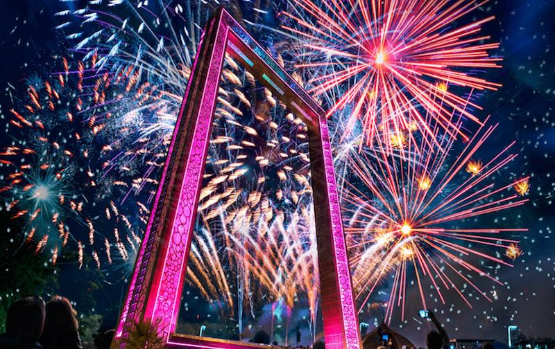 Дайджест недели: новогодний фейерверк в Дубае, Гонконге, Тайбэе, запреты на продажу бытовой пиротехники