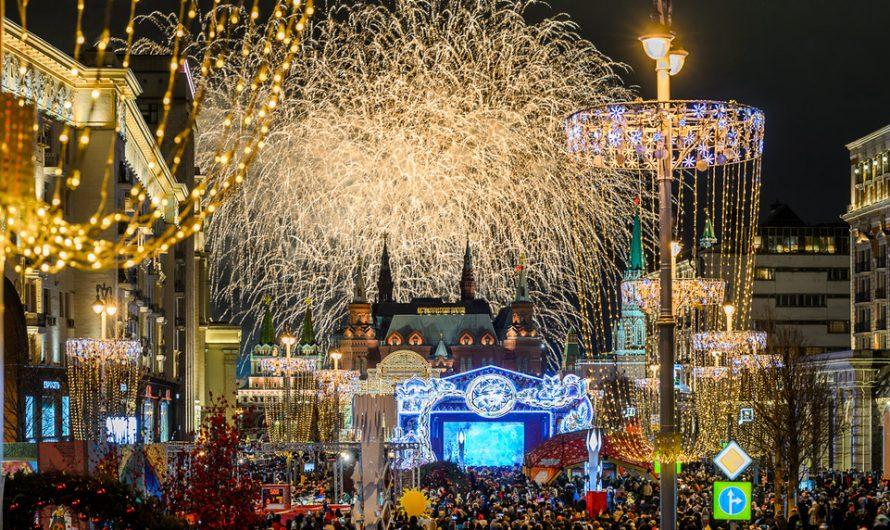 Новогодние фейерверки по всему миру 2020: Сингапур, ОАЭ, Бразилия, Новая Зеландия, Великобритания и Австралия