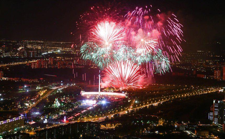 Дайджест недели: новый мировой рекорд по запуску фейерверка диаметром 1,5 м, замена фейерверка на шоу дронов в Сиднее, фестиваль Ульев на Тайване и многое другое