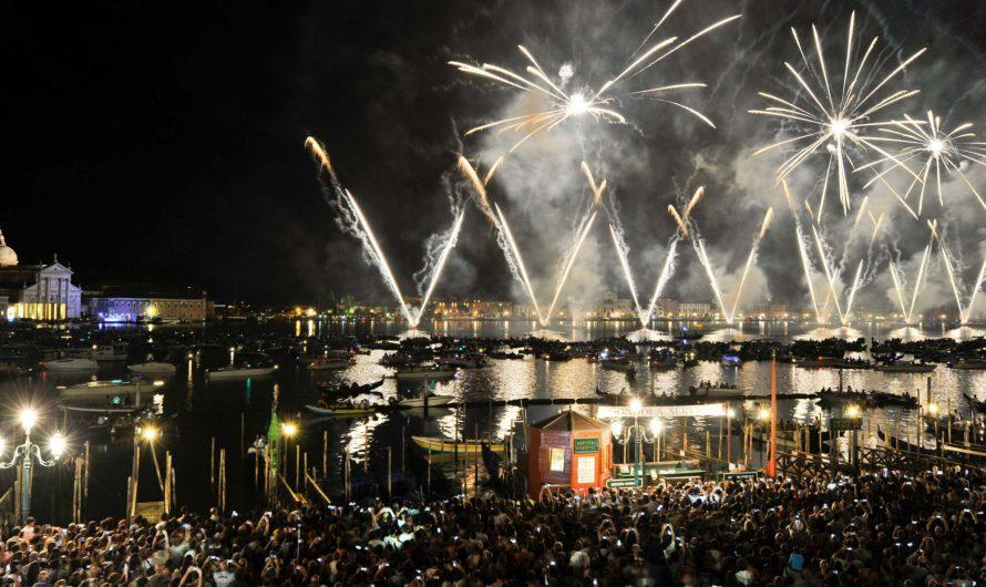 На водном фестивале в Венеции отменен фейерверк