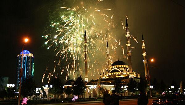 В столице Чеченской Республики отпраздновали день города